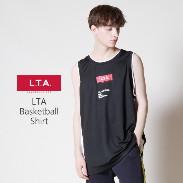 LTA バスケットボールシャツ
