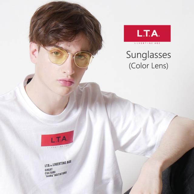LTA カラーサングラス