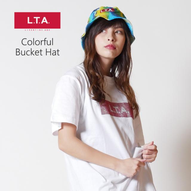 LTA カラフルバケットハット