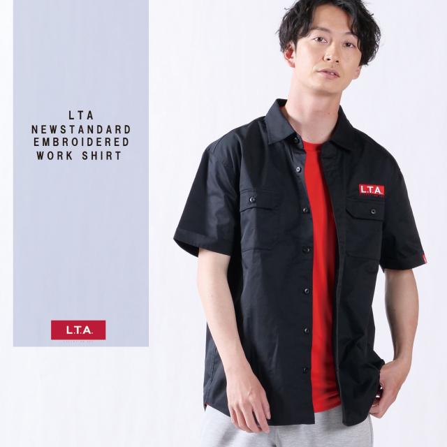LTA NEW STANDARD 刺繍ワークシャツ