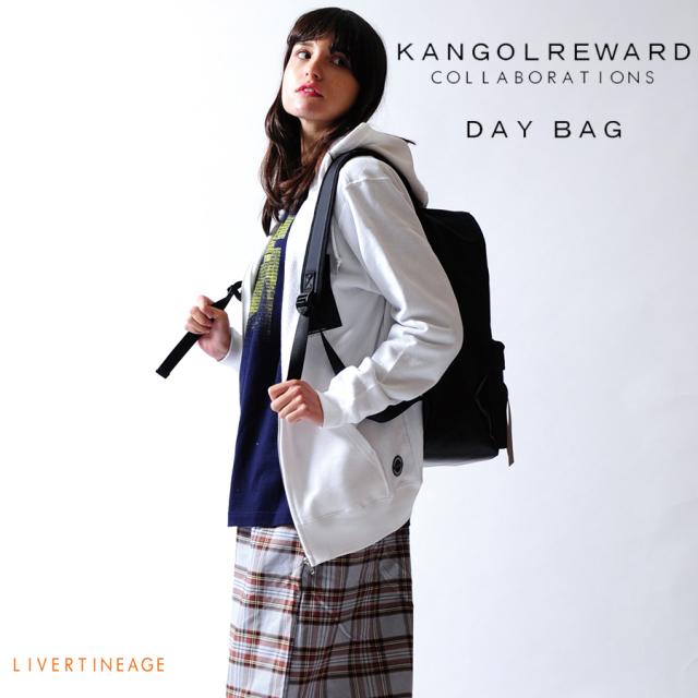 KANGOL REWARD コラボレーション デイバッグ