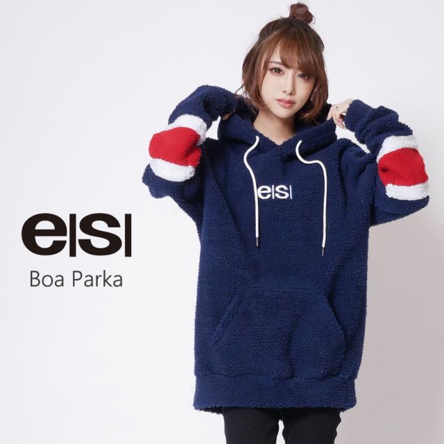e(s) ボアパーカー◆