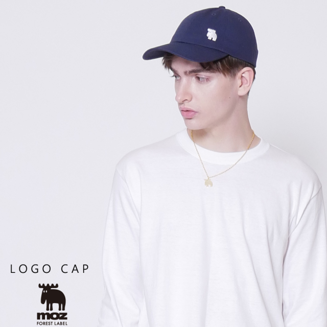 moz FOREST LABEL  ロゴキャップ◆