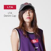 LTA デニムCAP