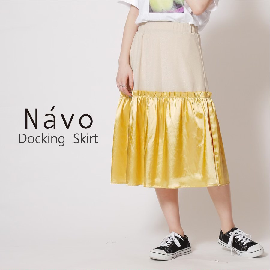 Navoドッキングスカート◆