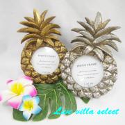 【ハワイアン】パイナップルの写真立て 303367
