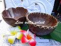 【アジアン】□ココナッツの小物入れ501108