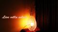 【アジアン】◆パイナップルのオシャレな置き型ランプ L-103345