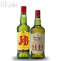 J&B_H&B_ウイスキー2本セット