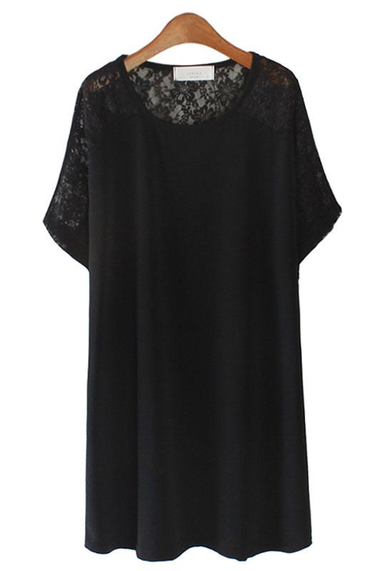 【SALE】2024 デイジーシースルーTシャツ(アイボリー/ブラック)
