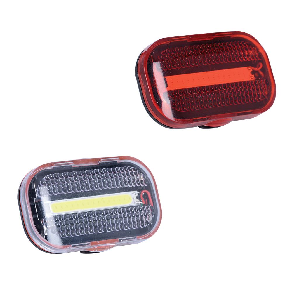 自転車ライト 電池式 ブライトライトLEDセット LD422