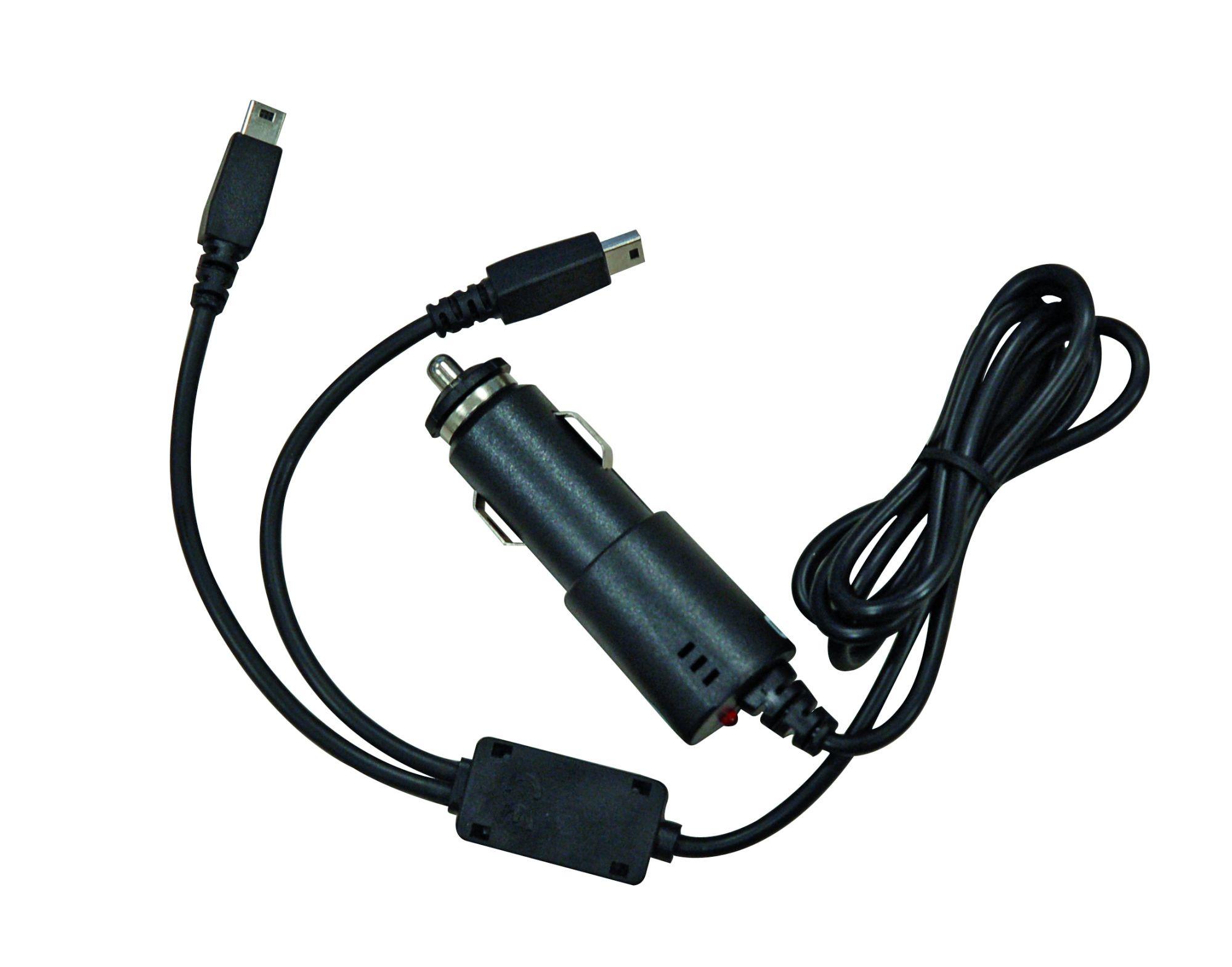 BTシリーズ シガーソケット充電器 (ケーブル付き)C894