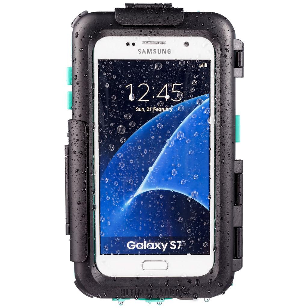 UA(ユーエー)Galaxy S7 専用 ハードケース バイク 自転車 アウトドア 防水防塵耐震(IPX5) Galaxy S7 専用設計 ※マウント別売 UA-HARDWPS7
