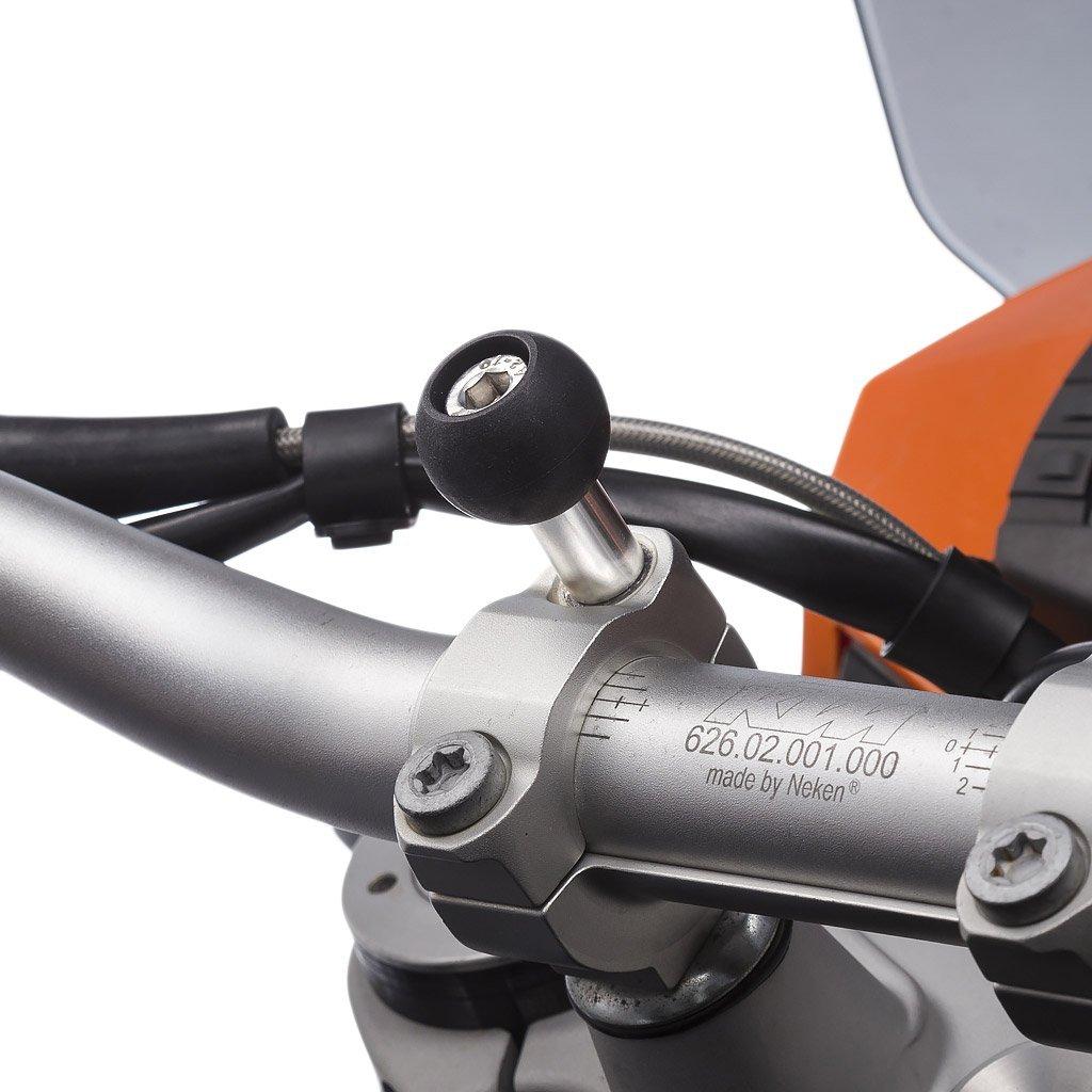 UA(ユーエー)専用 ボールマウント 対応 ボルト長55 / 60 / 65 mm対応 左右上下360度回転可 ※ホルダー及びアダプター 別売