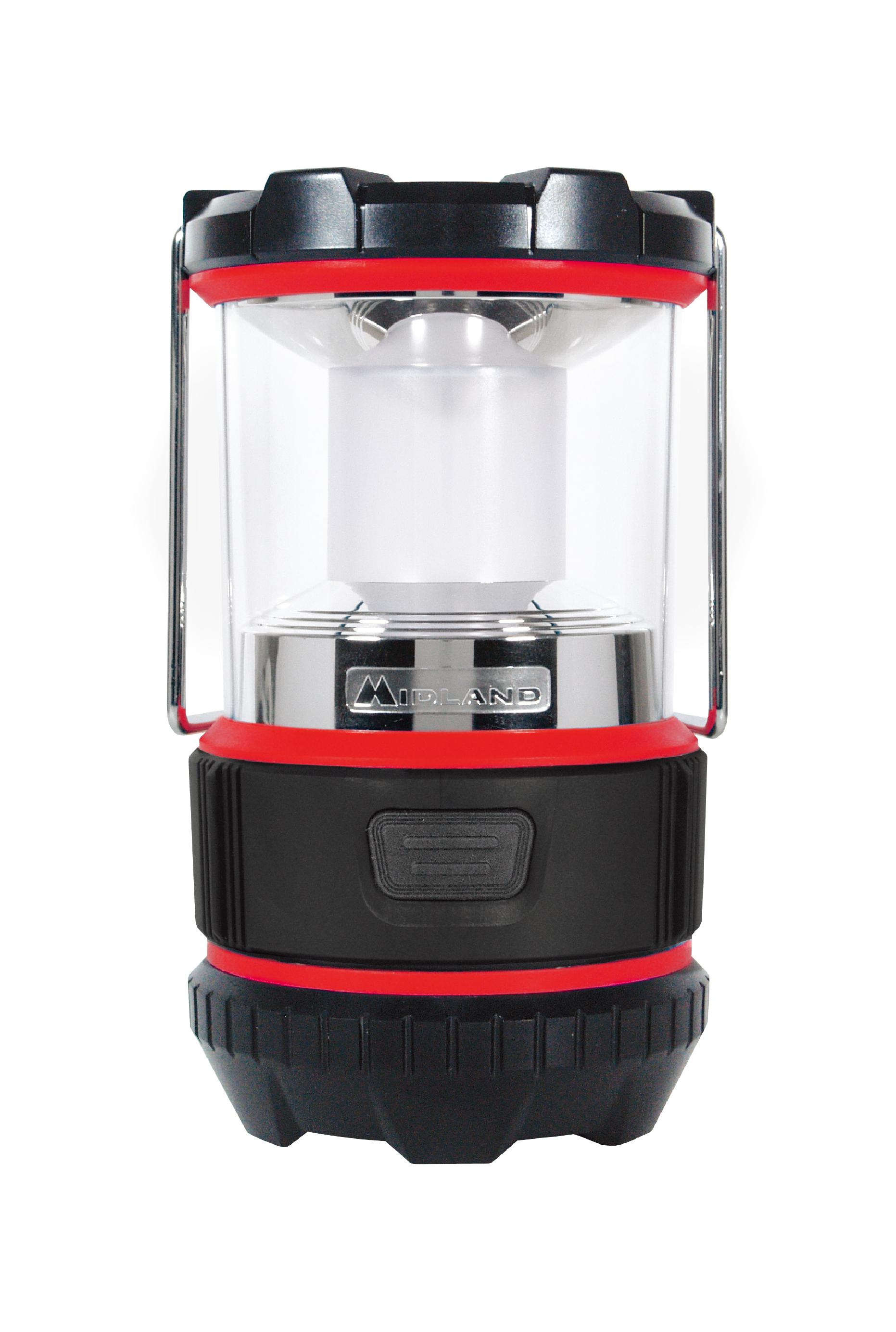 LEDランタン高輝度500ルーメン電池式ML500