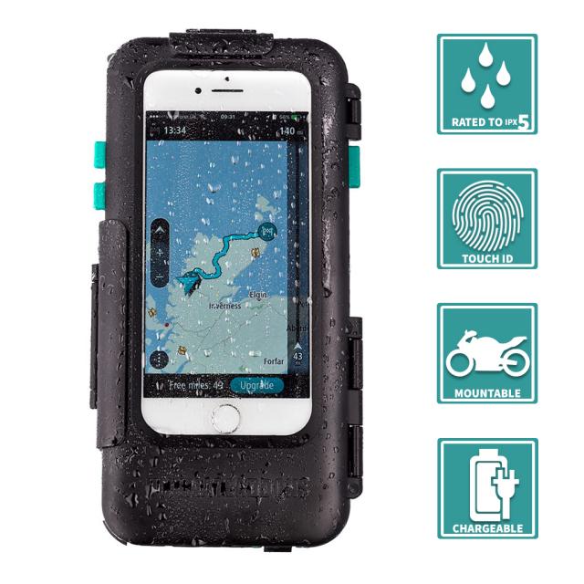 UA iPhone専用ハードケース IPX5 iPhone 6 / 6S / 7 / 8 専用設計 ※マウント別売 UA-HARDWPI747