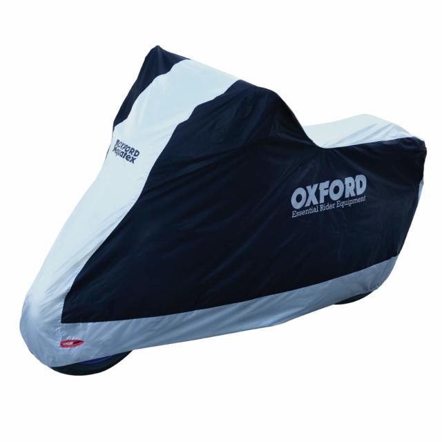 オックスフォード(OXFORD) バイクカバー 防雪 防雨 防塵 紫外線防止 屋内・屋外両用 盗難防止 Aquatex CV200JD