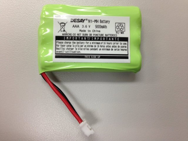 MBP36・MBP360 液晶モニター用 充電池 [普通郵便]BATT36