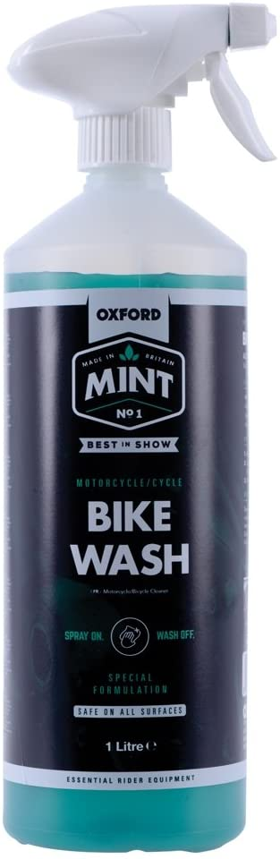 OXFORD バイク・自転車用洗車洗浄液【MINT WASH 1L】 OC100