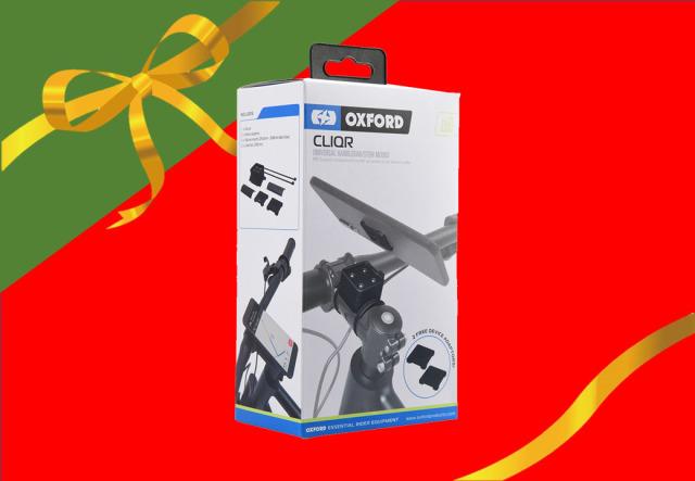 OXFORD CLIQR(クリッカ) バイク・自転車用マウント OX840