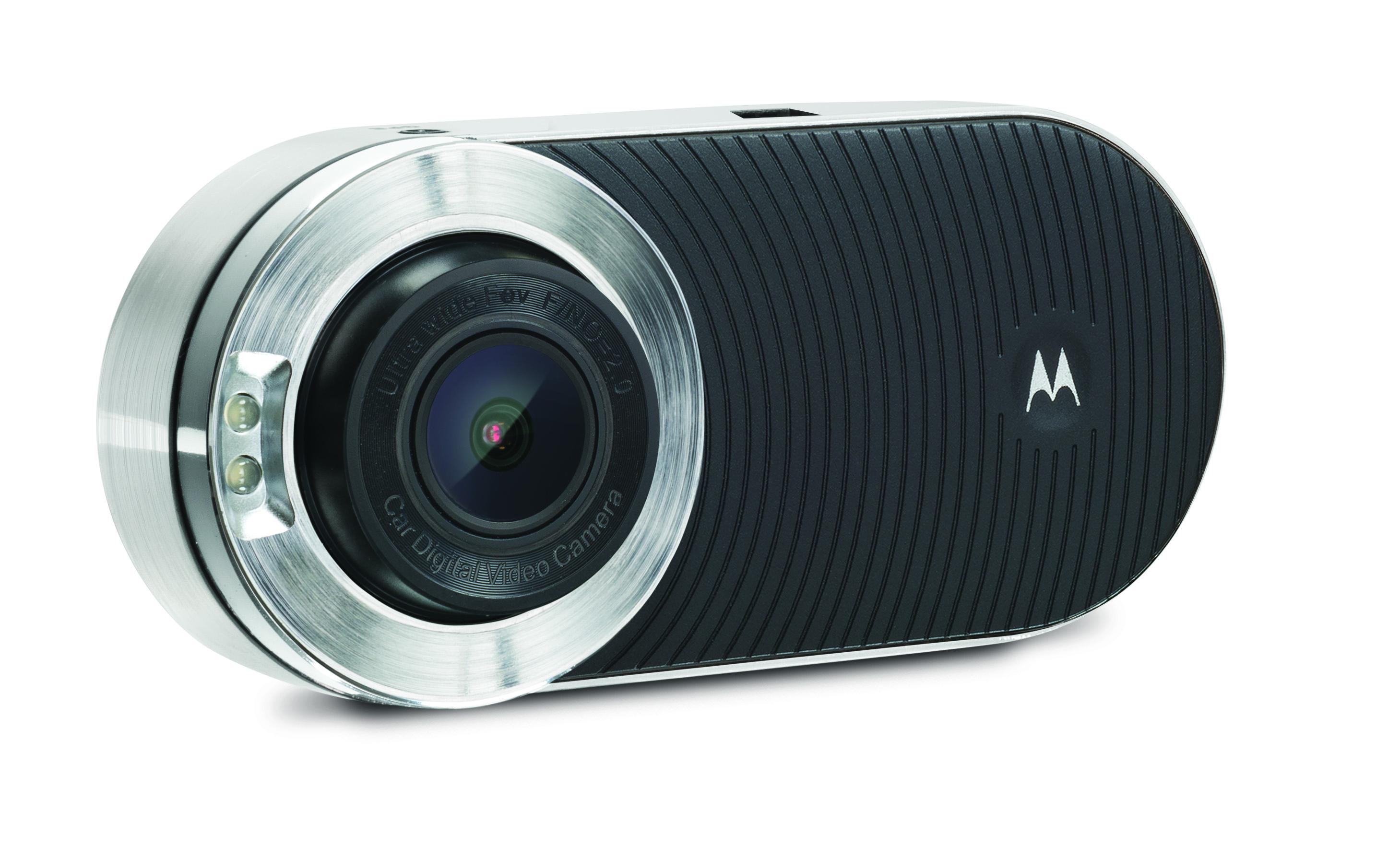 【50%OFF】【日本正規品】モトローラー(MOTOROLA) ドライブレコーダー 1080P フルHD MDC100