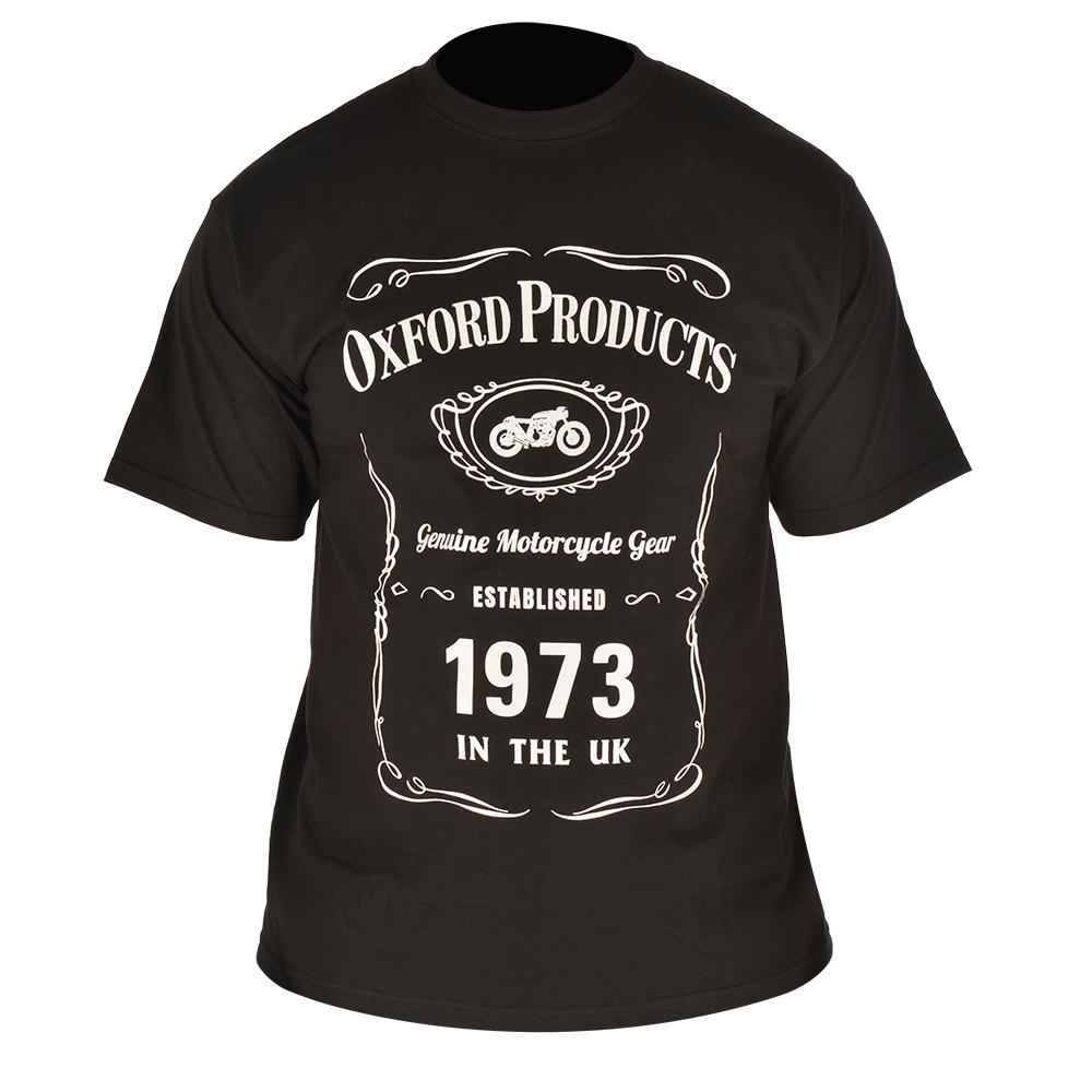 OXFORD ロゴ入り半袖Tシャツ ユニセックス