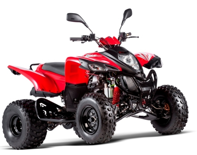 ATV-50RS-RED