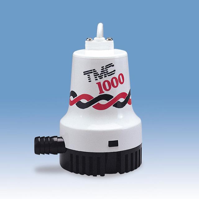 TMC社製ビルジポンプ1000GPH(T20)台湾製