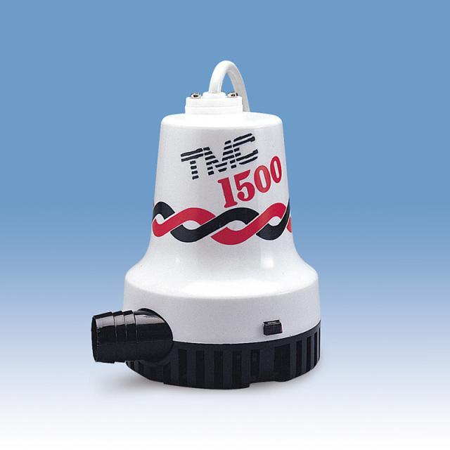 TMC社製ビルジポンプ1500GPH(T20)台湾製