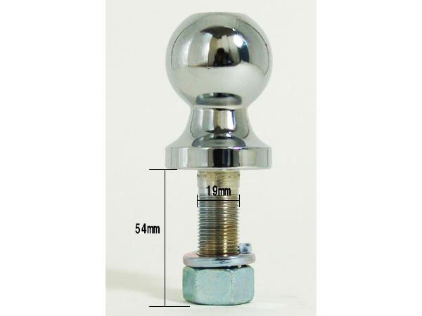 ヒッチボール 1・7/8インチ HB-4805C(軸径19mm)