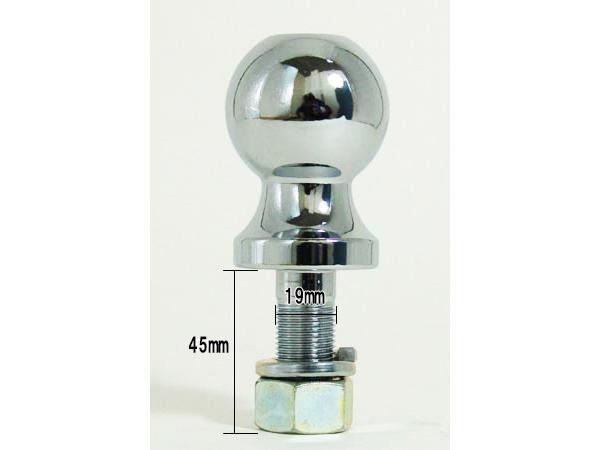ヒッチボール 2インチ HB-5010C(軸径19mm)