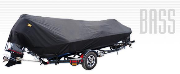 アルミボート(バスボート)カバー 12フィート ブラック