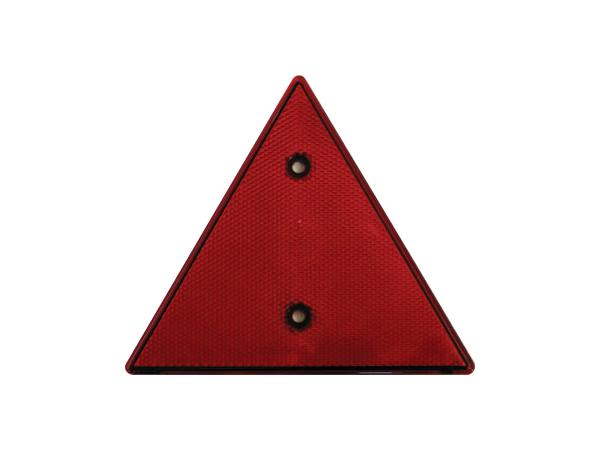 三角リフレクター(2穴)