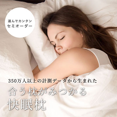 【テスト】ロフテー快眠枕