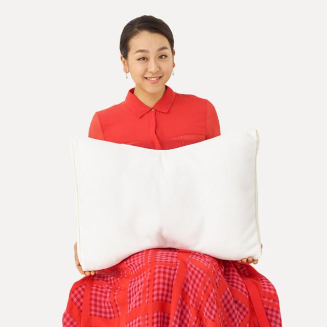 【浅田真央さん愛用】低めに特化した枕 ソフィットピロー