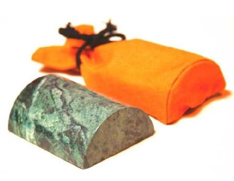 レンジでチンする岩盤 (4×8×10.5cm)