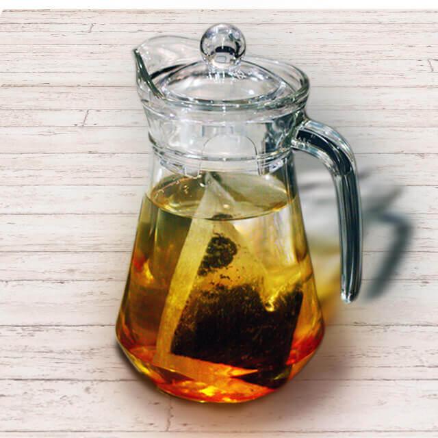 水出し紅茶用ガラス製ピッチャー