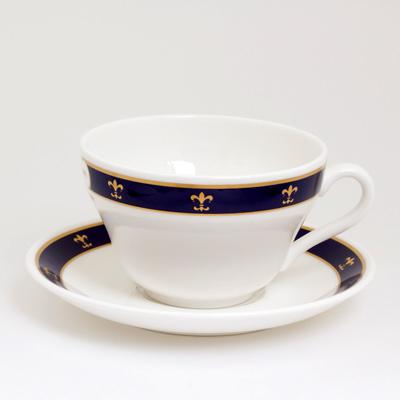 ロンドンティールームオリジナル・ロイヤルドルトン社(Royal Doulton)製ティーカップ&ソーサー