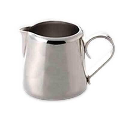 [紅茶専門店]ステンレス製ミルクポット(無地)