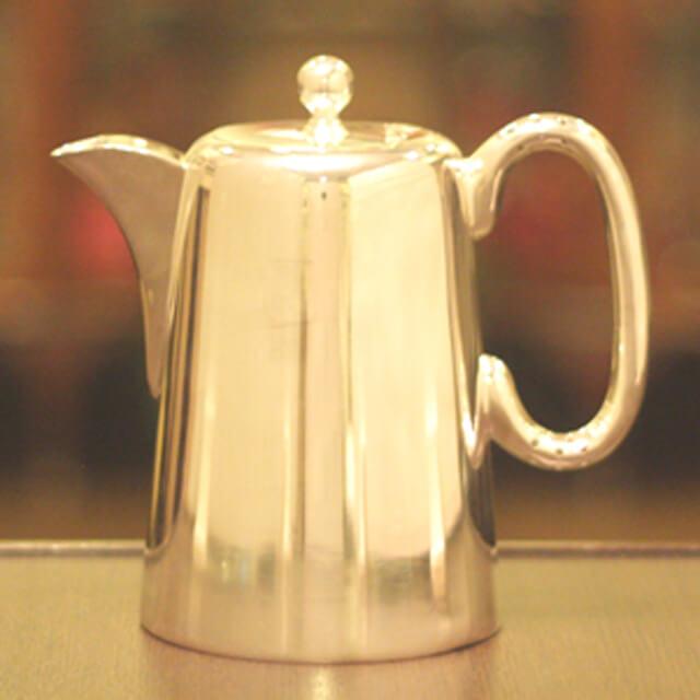 SHEFFIELD(シェフィールド) ホテル用コーヒーポット sh-784【アンティーク】【中古】【イギリス製】【シルバー】