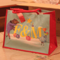 FORTNUM & MASON(フォートナム&メイソン)のショッピングバッグ(2016年モデル)
