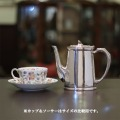 【中古】Mappin&Webb(マッピン&ウェッブ) 業務用コーヒーポット MW-253【アンティーク】【イギリス製】【シルバー】