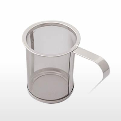 ティーマグ用茶こし(単体) L字型取っ手 ステンレス製