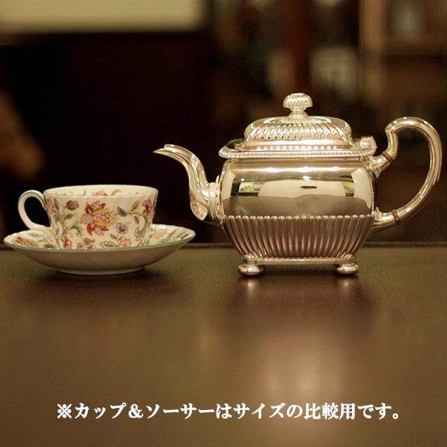 【中古】Tiffany(ティファニー)家庭用ティーポット tf-104【アンティーク】【アメリカ製】