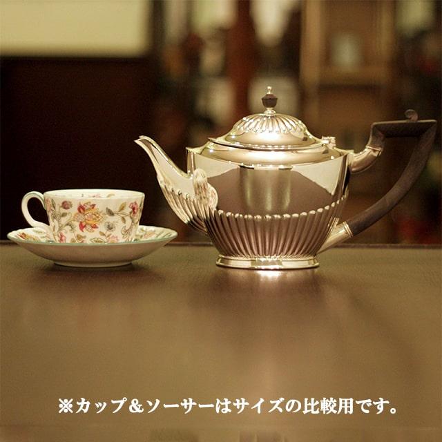 【中古】Tiffany(ティファニー)家庭用ティーポット tf-105【アンティーク】【アメリカ製】