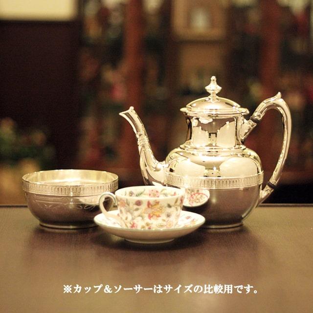 【中古】Tiffany(ティファニー)家庭用2点コーヒーセット tf-60【アンティーク】【アメリカ製】