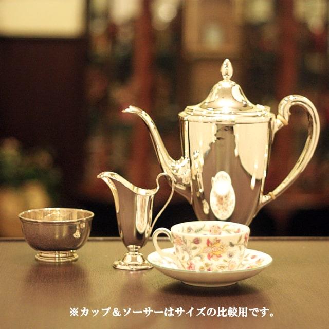 【中古】Tiffany(ティファニー)家庭用3点ティーセット tf-61【アンティーク】【アメリカ製】