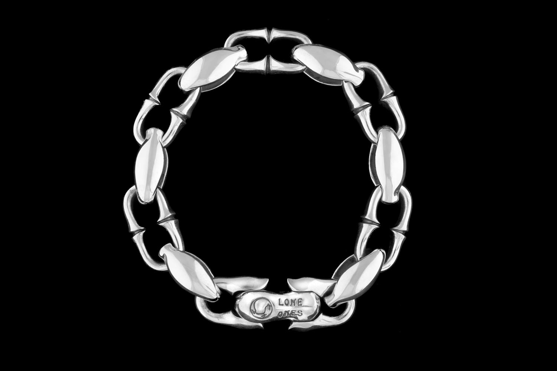 N (Deep Longing) Bracelet Large Long -ディープロンギングブレスレット ラージ ロング-