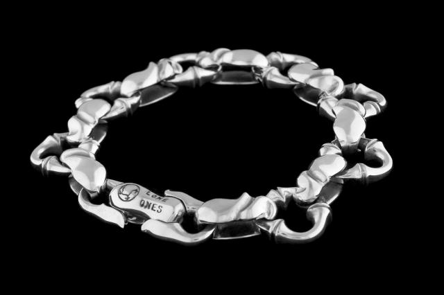 S (Caresses) Bracelet Large Long -カレシスブレスレット ラージ ロング-