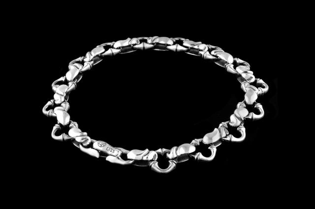 S (Caresses) Bracelet Small Large -カレシスブレスレット スモール ラージ-
